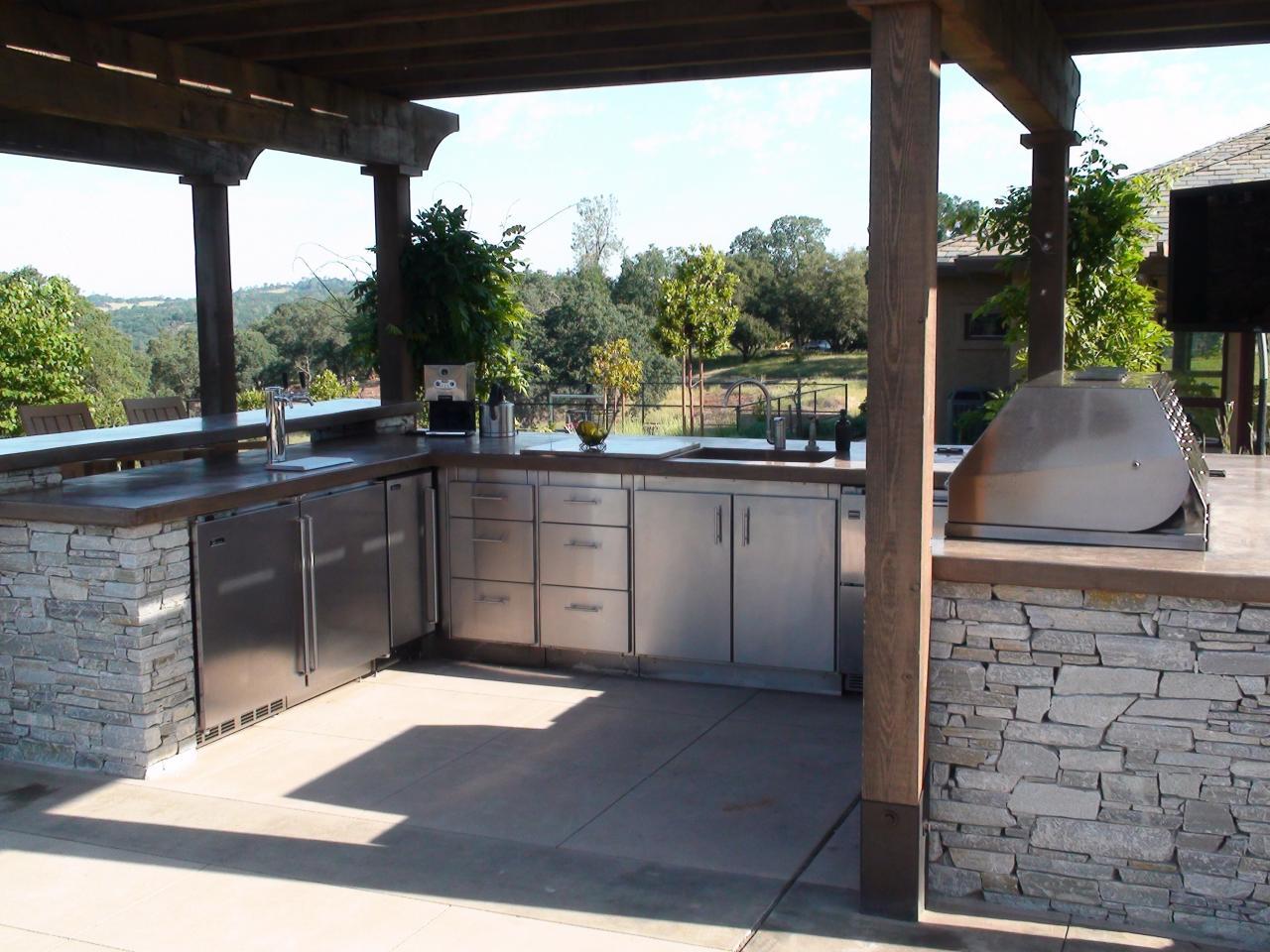 Outdoor Kitchen Contractors Outdoor Kitchens By Raleigh Deck Contractors